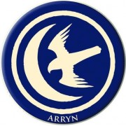 Game of Thrones Embroidered Patch Arryn by Dark Horse Deluxe