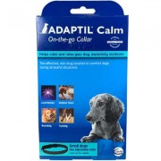 Comfort Zone Calming Collar with Adaptil Dogs Small-Med by 1-800-PetMeds