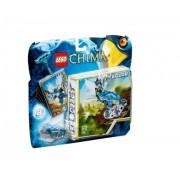 """LEGO Legends of Chima - Speedorz """"Nido de Entrenamiento"""", juegos de construcción (LEGO 70105)"""