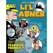Li'l Abner: The Complete Dailies and Color Sundays: 1943-1944 Vol. 5 by Al Capp