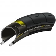 Continental Grand Prix GT Folding Road Tyre - Black - 700c x 25mm