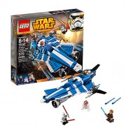 Lego Anakin's Custom Jedi Starfig, Multi Color
