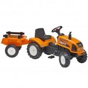 FALK Renault Celtis 436Rx - Traktor med släp, orange