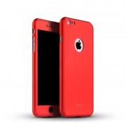 Husa Ipaky Iphone 6/6S Plus Full Cover 360, Rosu