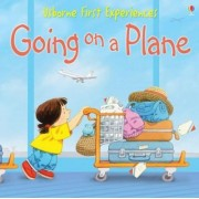 First Experiences Going on a Plane by Anna Civardi