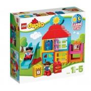 LEGO-Duplo - Ma première maison - 10616-