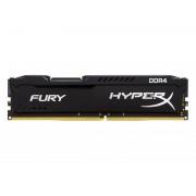 KINGSTON DIMM DDR4 4GB 2133MHz HX421C14FB/4 HyperX Fury Black