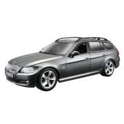 Bburago 15622116 - Modellino BMW 3 serieTouring, scala 1:24