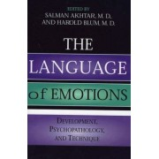 The Language of Emotions by Salman Akhtar