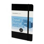 Moleskine Passions Travel Journalm Carnet Voyage Noir