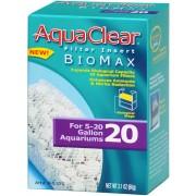 AQUACLEAR BioMax Carga para Filtro Mochila AquaClear 20