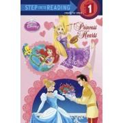 Princess Hearts (Disney Princess) by Jennifer Liberts Weinberg