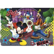 Clementoni - 62600.7 - Puzzle - Mickey Mouse Club House