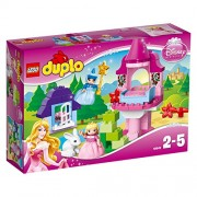 Lego Duplo Princess Sleeping Beauty's Fairy Tale, Multi Color