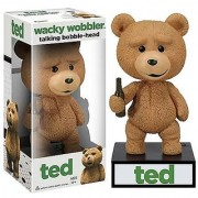 Talking Ted Wacky Wobbler Bobble Head