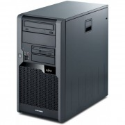 Calculator Tower Fujitsu Siemens Core2 Duo E7500 2GB RAM 160GB HDD DVD-RW