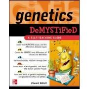 Genetics Demystified by Edward Willett