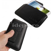 Husa Samsung Galaxy S4 i9500 Sun Elegance Black