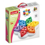 Quercetti Daisy Basic Triangoli, Multi Color