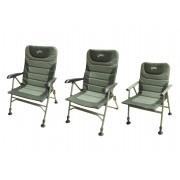 Fox Warrior Arm Chair
