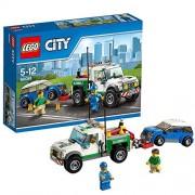 Lego City 60081 Pickup-Abschleppwagen mit Auto by LEGO