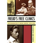 Freud's Free Clinics by Elizabeth Ann Danto