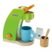 Hape 3602600 - Cafetera de juguete con accesorios