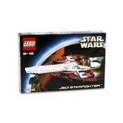 LEGO 7143 - Jedi Starfighter TM, 138 partes