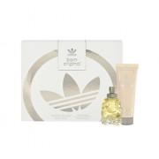 Adidas Born Original 30Ml Edt 30Ml + 75Ml Shower Gel Per Uomo (Eau De Toilette)