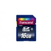 Transcend Securedigital 16gb hc classe10