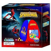 lucky toys spider man tent house