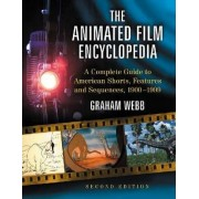 The Animated Film Encyclopedia by Graham Webb