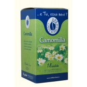 Borbone 18 Cialde di Camomilla biologica