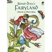 Richard Doyle's Fairyland Coloring Book by Richard Doyle
