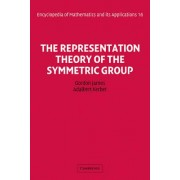 The Representation Theory of the Symmetric Group by Brother James