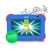 TABLET GHIA ANY KIDS Q 7 47458/5PTOS/QUAD/1GB/8GB/2CAM/WIFI/ANDROID 5.1/AZUL