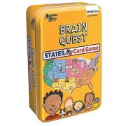 Brain Quest States Game Tin