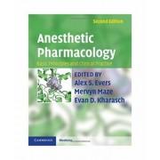 Anesthetic Pharmacology 2 Part Hardback Set by Alex S. Evers