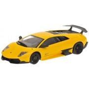 Minichamps 400103940 Modellino Lamborghini Murcielago Lp 670-4 Sv 2009 Giallo Auto Stradali Scala 1/43
