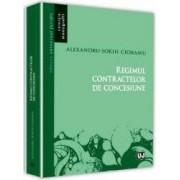 Regimul contractelor de concesiune - Alexandru-Sorin Ciobanu