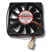 Evercool EC7015H12BP 70mm x 15mm Dual Ball Bearing 4 Pin PWM CPU Replacement Fan