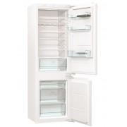 Хладилник с фризер за вграждане Gorenje, RKI5182E1, Обем 260 л, Клас А++, Бял