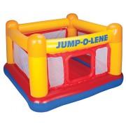 Box gonfiabile Intex molleggiato gioco da esterno interno bambini 48260 174x174