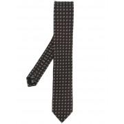 Dolce&Gabbana галстук с узором Dolce & Gabbana