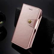 SMINK kettő az egyben tükrös telefontok iPhone 6 / 6s telefonhoz - RÓZSASZÍN