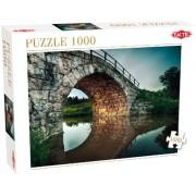 Uner The Bridge Puzzle 1000 Pcs - Puzzle (Tactic Games 40903) [versión inglesa]