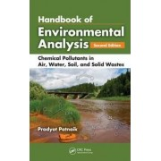 Handbook of Environmental Analysis by Pradyot Patnaik