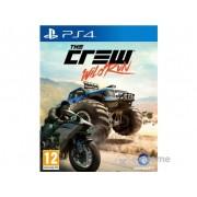 Joc software The Crew Wild Run PS4