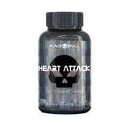 Heart Attack - 60 Licaps - Black Skull