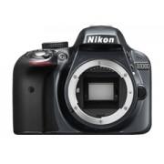 Nikon D3300 szürke tükörreflexes digitális fényképezőgép váz